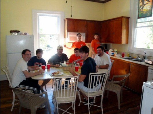 camphouse kitchen